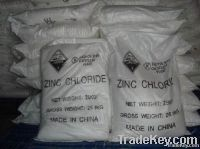 ZINC CHLORIDE 98.5%min