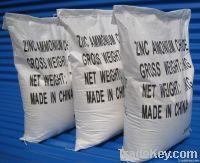 Ammonium zinc chloride