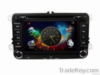 7 inch 2 din HD Touch Screen Car DVD For VW Passat/ Seat /Skoda/Golf