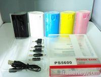 5600mAh portable power charge
