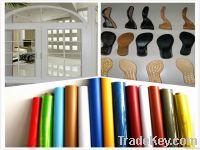 Soft PVC granules for hose, cable sheath, shoes soles