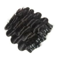 Top quality 100% virgin human hair weft body wave hair extension.FOB price:US$19-99.