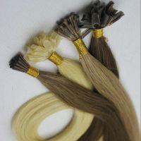 Remy Human U Tip Hair Pre-Bonded Hair Extension