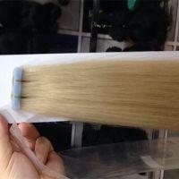 2015 High Grade Indian Hair Tape Hair Extension