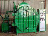 Vacuum Aluminium Metallizing Coating Machine Plant