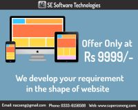 We are ISO 9001:2008 certified professional web design company from Pakistan