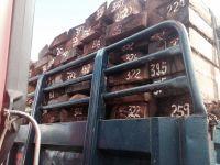 Umbila wood logs