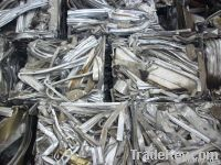 Aluminum Extrusions 6063 scrap
