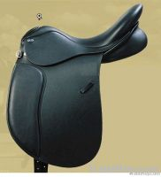 Dressage Saddle Crown