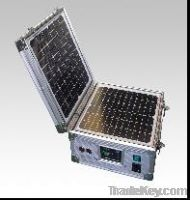 10W Portable Solar Home System for Lighting and Mobile Phone Charger