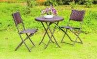 Wicker Furniture Set  garden set XH-0005