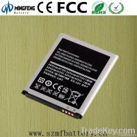 Ce li-ion phone battery for Samsung Galaxy S3 i9300 gb/t18287-2000