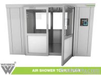Material Handling Air Shower Tower Flow