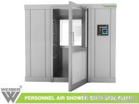 Personnel Air Shower Both Sides Flow