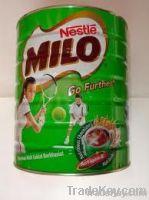 Milo Tea