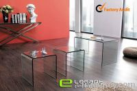 2012 Nest Glass Table CB180