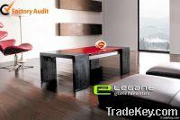 Living Room glass coffee table CA807