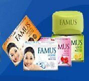 FAMUS Beauty Soap