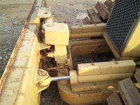 Used CATERPILLAR D3C bulldozer for sell GOOD CONDITION