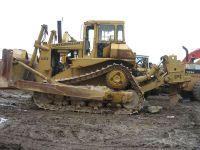 Used Bulldozer CATERPILLAR D8L Crawler Bulldozer