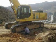 Used Komatsu PC300-6 Excavator Made in Japan