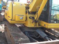 Used Komatsu PC60-7 Crawler Excavator