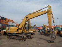 Used Komatsu PC200-7 Crawler Excavator from Japan