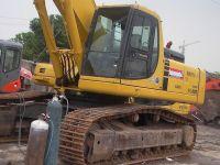 Used Komatsu PC400-6 Crawler Excavator