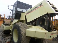 Used INGERSOLL RAND SD175D ROAD ROLLER