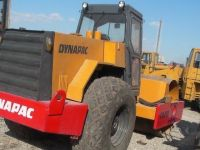 Used Dynapac road roller