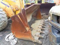 Used Komatsu WA420-3 wheel loader for sell