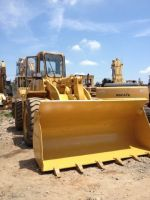 Used CAT 966E Front Loader