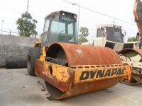 Used vibrate Roller Dynapac CA250