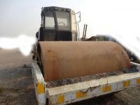 Used INGERSOLL RAND SD100D ROAD ROLLER