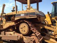 Secondhand Bulldozer D6H CAT
