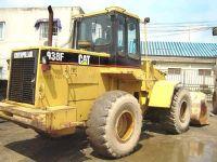 Used Caterpillar 938F Wheel Loader