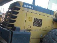 Used Komatsu WA420 Wheel Loader