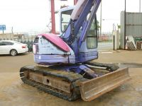 Used Komatsu PC75 Excavator