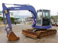 Used Komatsu PC78 Excavator