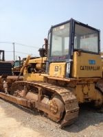 Used CAT D6D Crawler Bulldozer