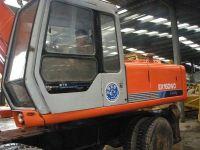 Used Hitachi EX160WD Wheel Excavator