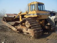 Used CAT D6H Crawler Bulldozer