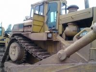 Used CAT D9L Crawler Bulldozer