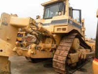 Used CAT D8R Crawler Bulldozer