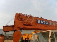 Used KATO NK500E Truck Crane