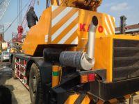 Used KATO KR500 Rough Terrain Crane