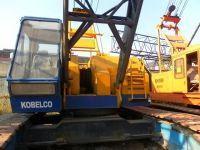 Used Kobelco 50ton Crawler Crane