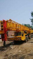Used KATO NK1200E Truck Crane