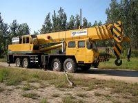Used Tadano GT800E Truck Crane