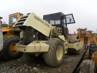 Used Ingersoll-rand SD175D Road Roller